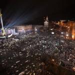 Евромайдан: жизнь в идеальной стране, окруженной баррикадами