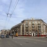 Улицы Песчаная и Харьковская