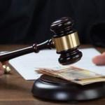 Руководителю медучреждения МВД, которого задержали на получении взятки, избрали меру пресечения и назначили залог