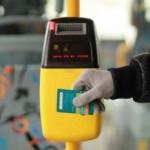 Закон об электронный билет в городском транспорте вступил в силу. Львов не справляется?