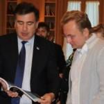 Саакашвили ведет переговоры с Садовым об объедении
