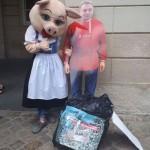 Как Садовый рекламировал «Альфа Джаз» во Львове