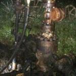 На Львовщине местные умельцы изготовляли собственное топливо с ворованных нефтепродуктов