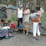 В цыганском лагере на Львовщине будут раздавать свидетельства о рождении