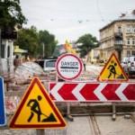 Многострадальная Лычаковская. Обещанного открытия до конца года не будет