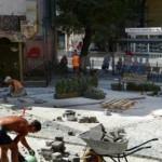 В центре Львова планируют разрисовать стену дома