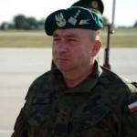 Руководитель Львовской Академии сухопутных войск налаживает отношения с польским генералом