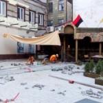 Львовянам предлагают выбрать изображение муралу на Дорошенко