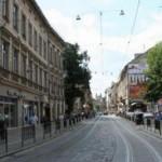 Часть улицы Дорошенко станет пешеходной