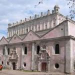 На Львовщине устроили незаконное свалку возле одной из крупнейших синагог Европы