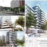 Во Львове вблизи парка «Снопковский» планируют построить новый жилой комплекс