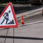 Часть дороги Львов-Самбор-Ужгород закрыли на ремонт