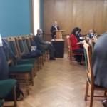 Во Львове начался защита кандидатской диссертации председателя львовского райсуда Ирины Волоско