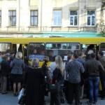 Во Львове перевозчики требуют повысить цену за проезд в маршрутках до 7 гривен