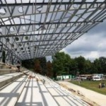 Во Львове завершают часть работ по реконструкции стадиона