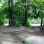 Во Львове парк «Железные воды» понес убытки на 75 тысяч гривен