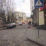 В центре Львова открыли еще одну улицу для проезда авто