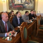 Часть депутатов покинули сессионный зал из-за Садового