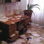 Во Львове снова обокрали школу