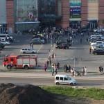 """Во Львове ищут взрывчатку в ТРЦ """"Виктория Гарденс"""""""