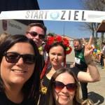 В Баварии проходит благотворительный забег в поддержку львовского ОХМАДЕТА