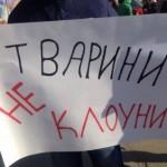 На Львовщине хотят запретить передвижные цирки с животными