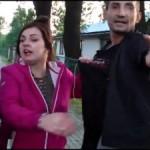 """На почве этнической ненависти поляки напали на группу журналистов """"в"""" (видео)"""