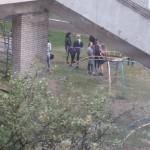 На Сыхове группа подростков систематически нарушает общественный покой и бьет сверстников