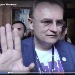 """Садовый обхитрил детей и """"спас"""" Бумчика (фото, видео)"""