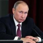 Путин присвоил российскому танковому полку название Львова