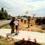 Львовские десантники приняли участие в чествовании погибших воинов АТО