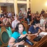 «Давайте жить дружно»: во Львове активно обсуждают будущее Дворца спорта «Украина»