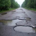 На Львовщине использовали лишь четверть средств, предназначенную на ремонт дорог