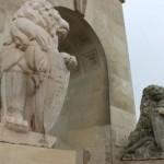 Группа польских молодчиков учинила провокацию на Кладбище Орлят во Львове