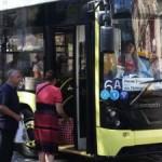 """Новые правила: В автобус """"? 6а отныне следует заходить только через переднюю дверь"""