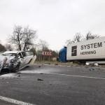 В страшном ДТП на Львовщине погиб патрульный