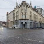Во Львове отремонтируют внутренний дворик театра Леси Украинки