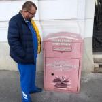 Львовский журналист предложил разместить по городу библиобокси