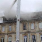 Руководство областной больницы собирает с медиков деньги на ремонт после пожара