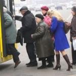 Львовские перевозчики будут возить пенсионеров бесплатно только при стоимости проезда 8 гривен