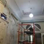 Мастера наткнулись на уникальную находку во время ремонта поликлиники во Львове (фото)