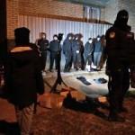 Полиция задержала молодых людей, которые разгромили игровые автоматы во Львове (фото, видео)
