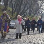 По улицам Львова прошло молитвенное шествие (фото)