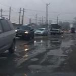 Яма на яме: в сети показали видео крайне опасной дороги в Львове