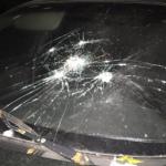 Во Львове пьяный мужчина открыл огонь из пистолета по чужим авто