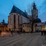 Расписание Рождественских богослужений в римско-католических храмах Львова