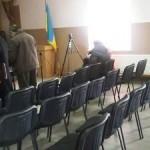 Жители Малехова демонстративно покинули общественные слушания по рекультивации Грибович (фото, видео)