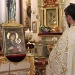 Из Вифлеема во Львов прибыла копия чудотворной иконы Пресвятой Богородицы (фото)