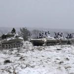 На Львовщине начались тактические учения, участие в которых принимают резервисты первой очереди