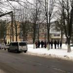 Полицейские задержали мужчину, который посреди белого дня в Червонограде зарезал знакомого